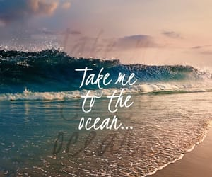 quotes and ocean image