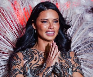 Adriana Lima, angel, and fashion image