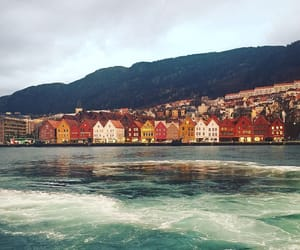 bergen, norway, and travel image