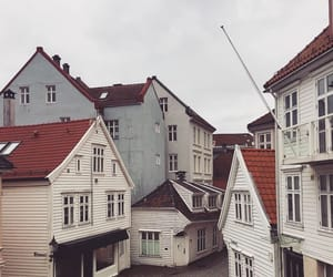 bergen, norway, and scandinavia image