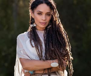 beauty, dreads, and lisa bonet image