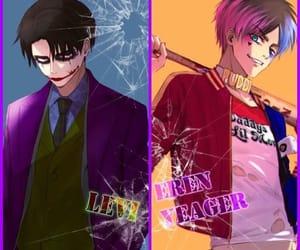 anime, Halloween, and levi image