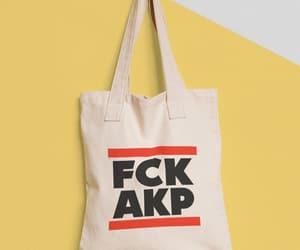 bag, tote bag, and kurdistan image