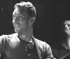Chris Martin, funny, and coldplay image