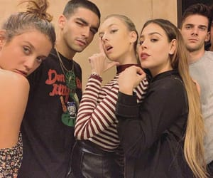 beauty, celebrities, and squad image