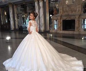 blanco, vestidos, and novia image