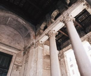 architecture, aesthetic, and greek image