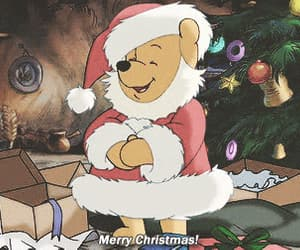 cartoons, christmas, and gif image