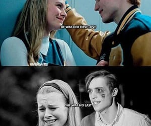 riverdale, jason blossom, and polly cooper image