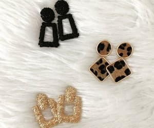 earrings, fashion, and fashion inspiration image