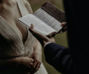 beautiful, bride, and married image
