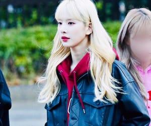 kpop, kim hyunjung, and cosmic girls image