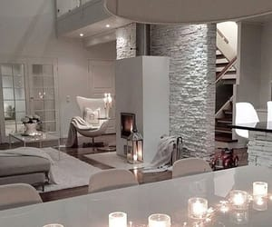 #house #penthouse #mansion #livingroom #cose #grey #home
