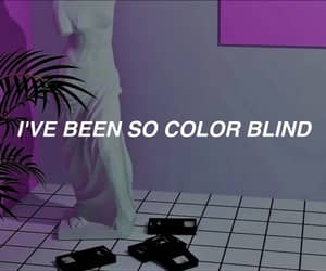aesthetic, color blind, and diplo image