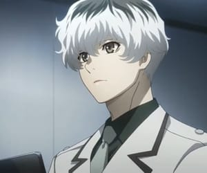 anime, tokyo ghoul re, and haise sasaki image