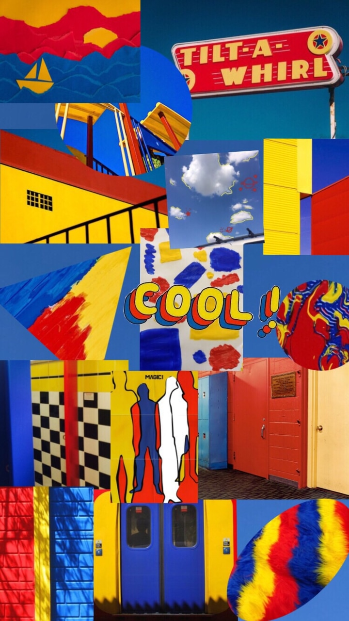 Primary Color Wallpaper Uploaded By Tragiquement