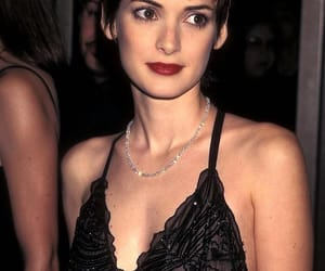 winona ryder and 90's image