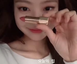 lq jennie, kpop, and low quality image
