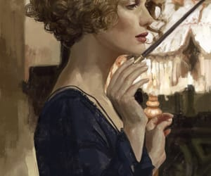 art, harry potter, and fantastic beasts image