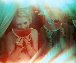 bright, camping, and vintage image