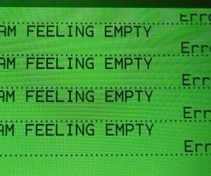 empty, aesthetic, and error image