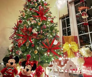 decoration, ​beatiful, and christmas tree image