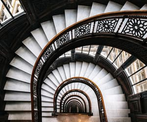 beautiful, architecture, and stairs image