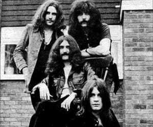 Black Sabbath, metal music, and metal image