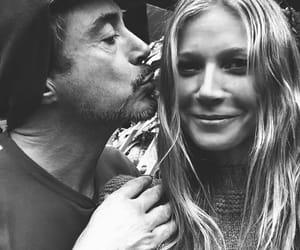 black and white, downey, and ❤ image
