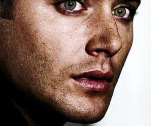 Jensen Ackles, supernatural, and dean wincester image