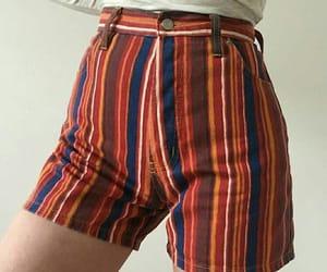 fashion, shorts, and vintage image