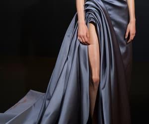 belleza, moda, and elegancia image
