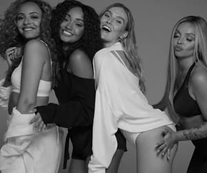 little mix, beauty, and girls image