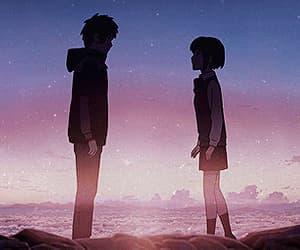 beautiful, gif, and manga image