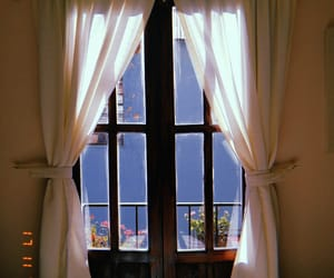 cortinas, home, and curtain image