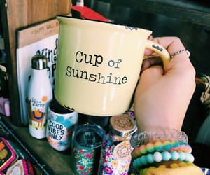 cup and sunshine image