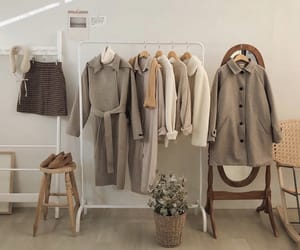 aesthetic, beige, and fashion image