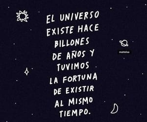 amor, frases, and universo image
