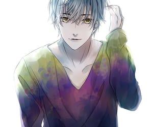 anime, green, and ichigo hitofuri image