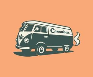 art, cannabis, and cars image