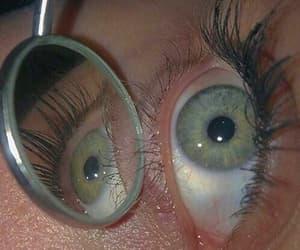 eye, green, and tumblr image