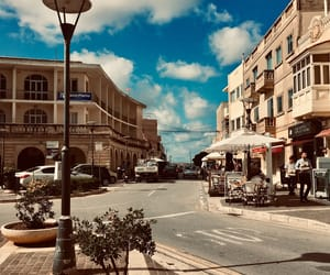 malta, street, and Sunny image