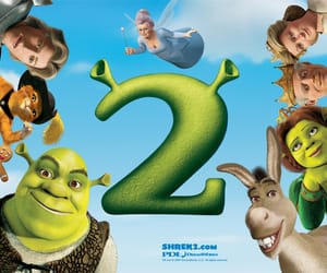dreamworks, shrek 2, and Puss in Boots image