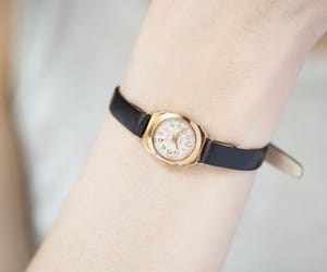 etsy, jewelry gold watch, and montre femme image