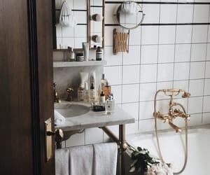 house, home, and bathroom image