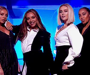 gif, perrie edwards, and leigh-anne pinnock image