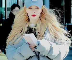 edit, fake, and hyuna image