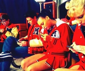 glee, leamichele, and diannaagron image