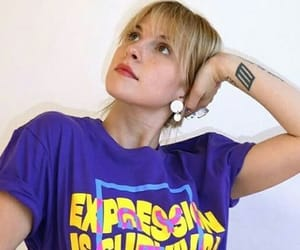 hayley williams, paramore, and paramore icons image