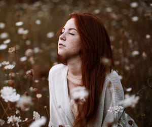 field, flickr, and freckles image